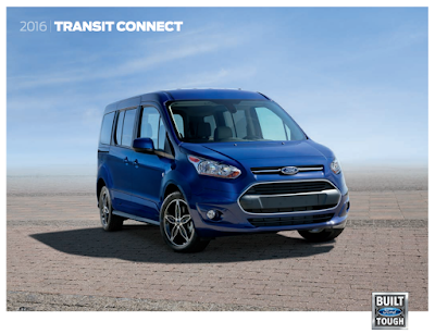 Downloadable 2016 Ford Transit Connect Brochure