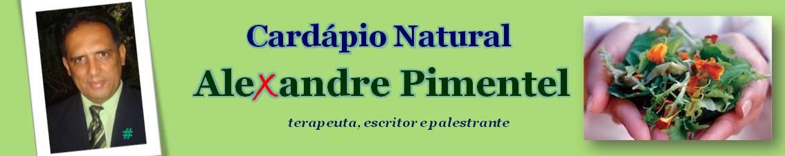 Cardápio Natural