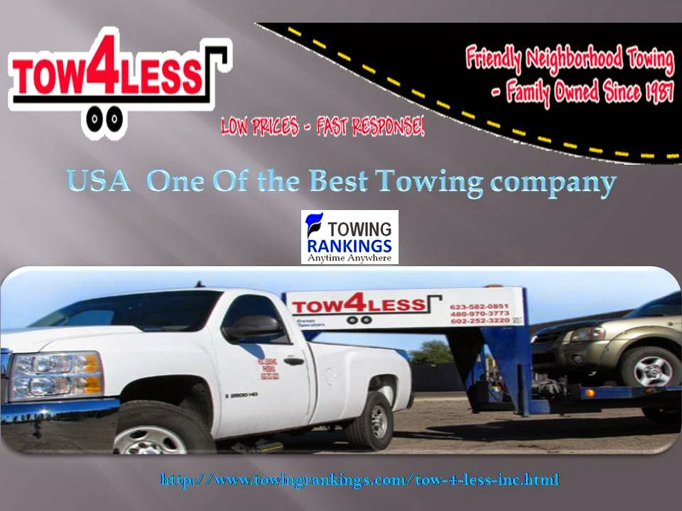 Tow For Less >> Towing Company Reviews Auto Towing News Usa Towing Companies And