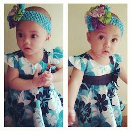 lil princess - Awliya Nur Zara
