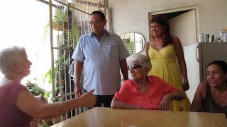 Santiago de Cuba friends