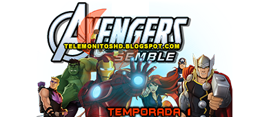 Avengers Assemble: Temporada 01 720p