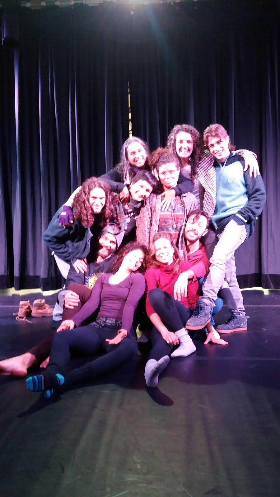Anti Status Quo Companhia de Dança  Julho 2016