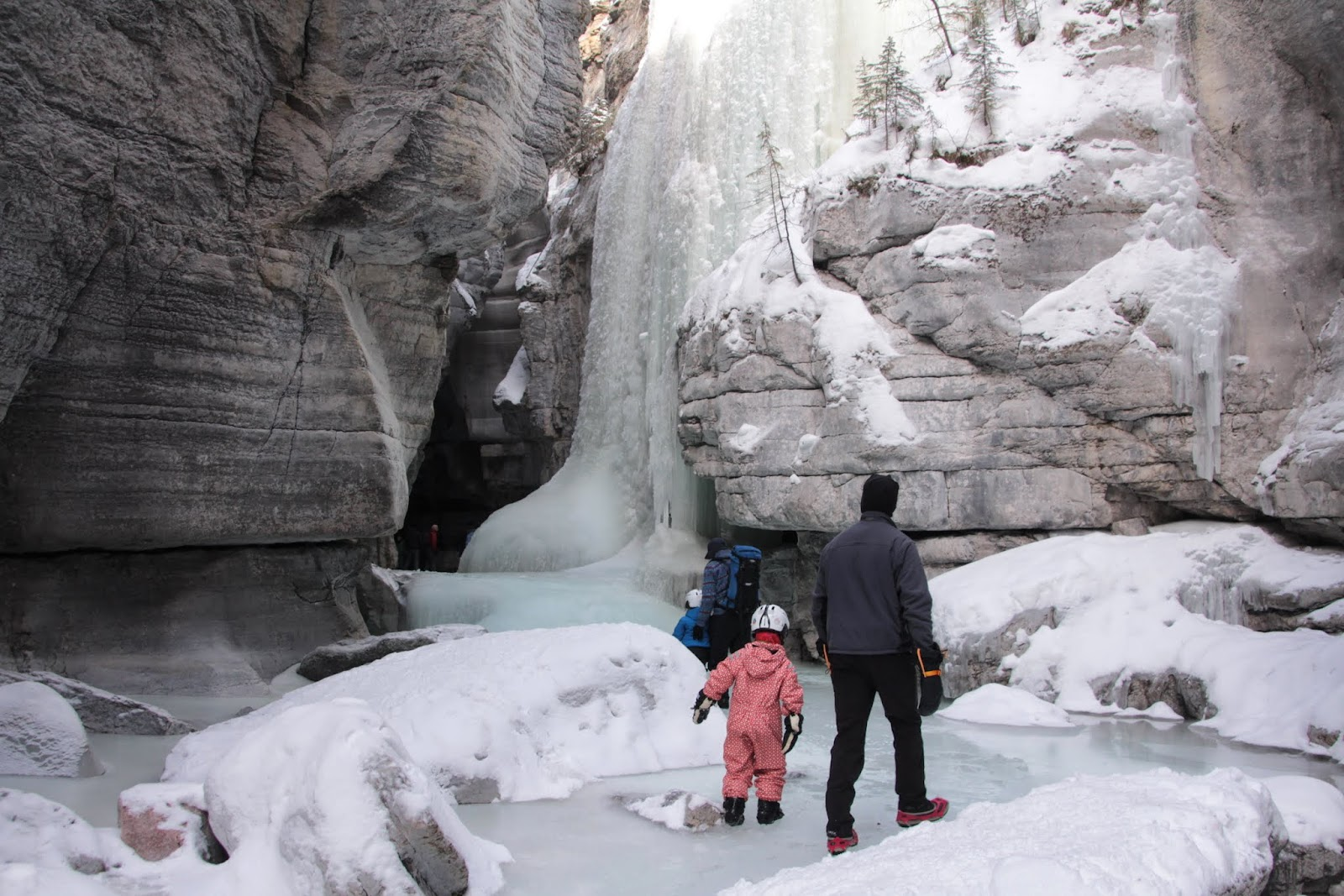Family Adventures in the Canadian Rockies: Winter Escape ...