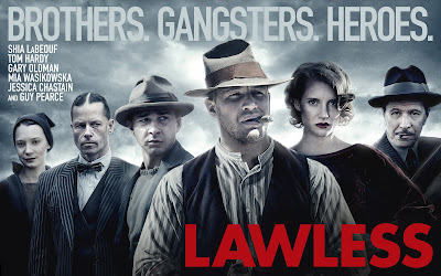 Lawless Movie 2012 HD Desktop Wallpaper