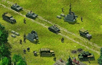 Game Sudden Strike 2