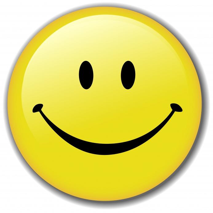 El famoso Smile de los 80. No quiero ni pensar la cara de las señoras de la puerta del Drexco cuando los niños de V. les den las correspondientes monas con