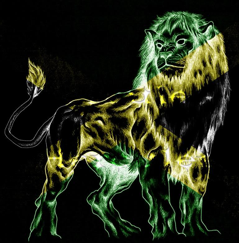 My Top Collection Rasta Lion Wallpaper