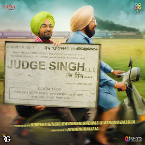 Judge Singh LLB (2015) Worldfree4u - DVDRip 130MB Punjabi Movie – HEVC Mobile