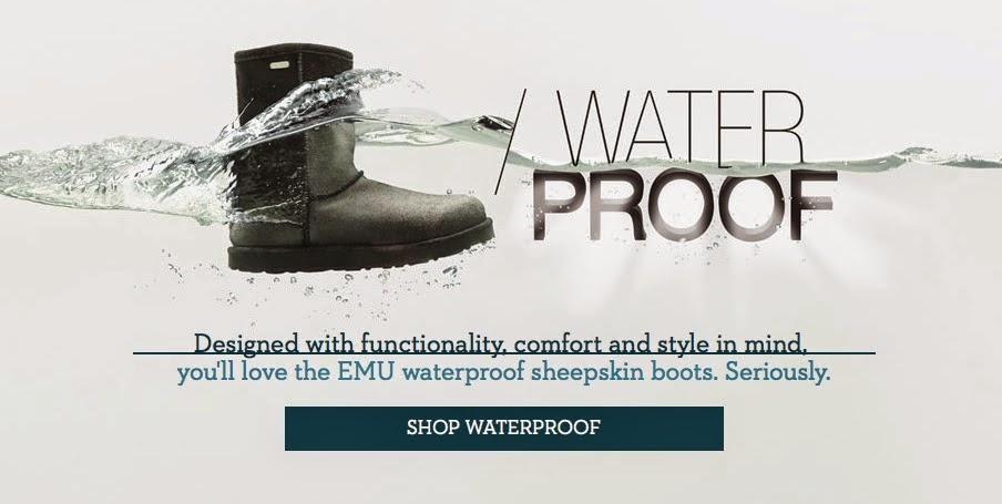 VipandSmart EmuAustralia waterproof