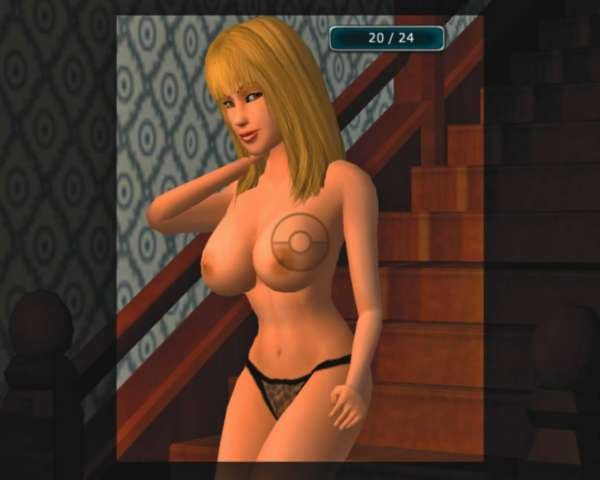 Playboy nude video game pics