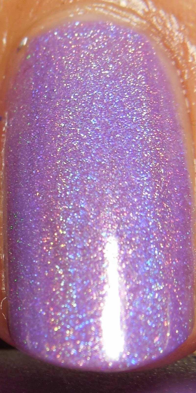 I Love Nail Polish Charmingly Purple