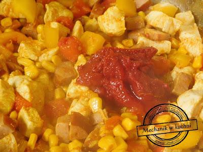 danie jednogarnkowe szybki obiad syty z ryżem ryż do risotto