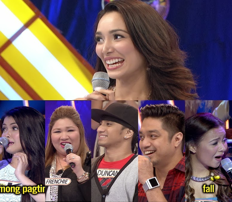 KZ, Frenchie, Duncan, Nyoy and Sitti Try to Dethrone Bea Rose Santiago in Singing Bee