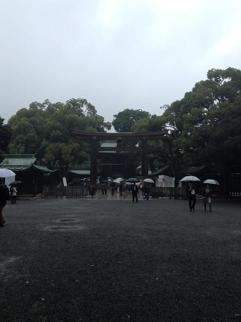 Meiji Jingu,