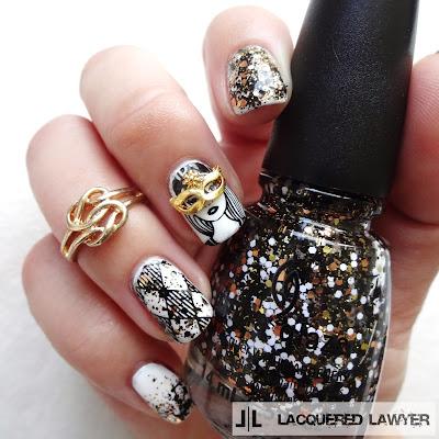 Masquerade Nails