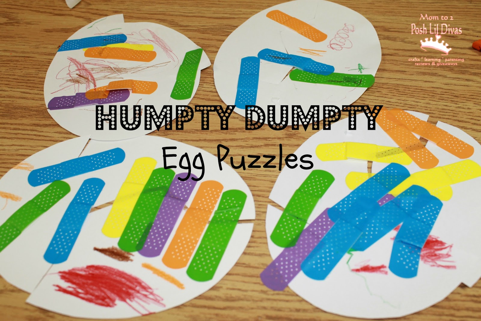 Nursery Rhymes Exploring Humpty Dumpty In Preschool