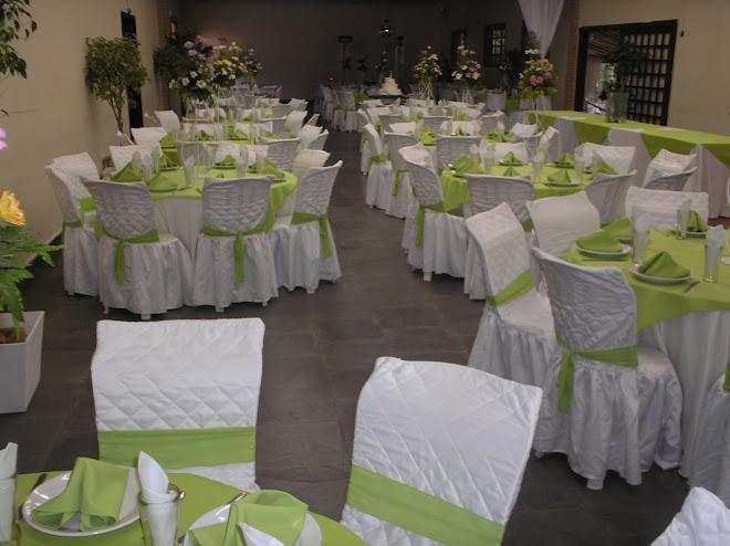 decoracao branca e verde para casamento : decoracao branca e verde para casamento:Dulcinéias e Madalenas: Decoração de festas I
