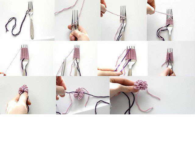Como hacer accesorios para el pelo paso a paso imagui - Como hacer adornos para el pelo ...