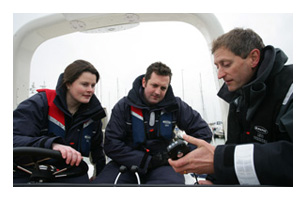 RYA Powerboat Instructors
