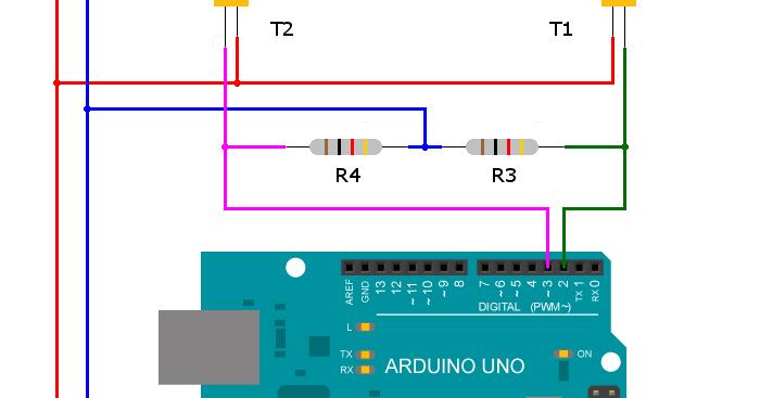Хронограф для пневматики своими руками на arduino 93