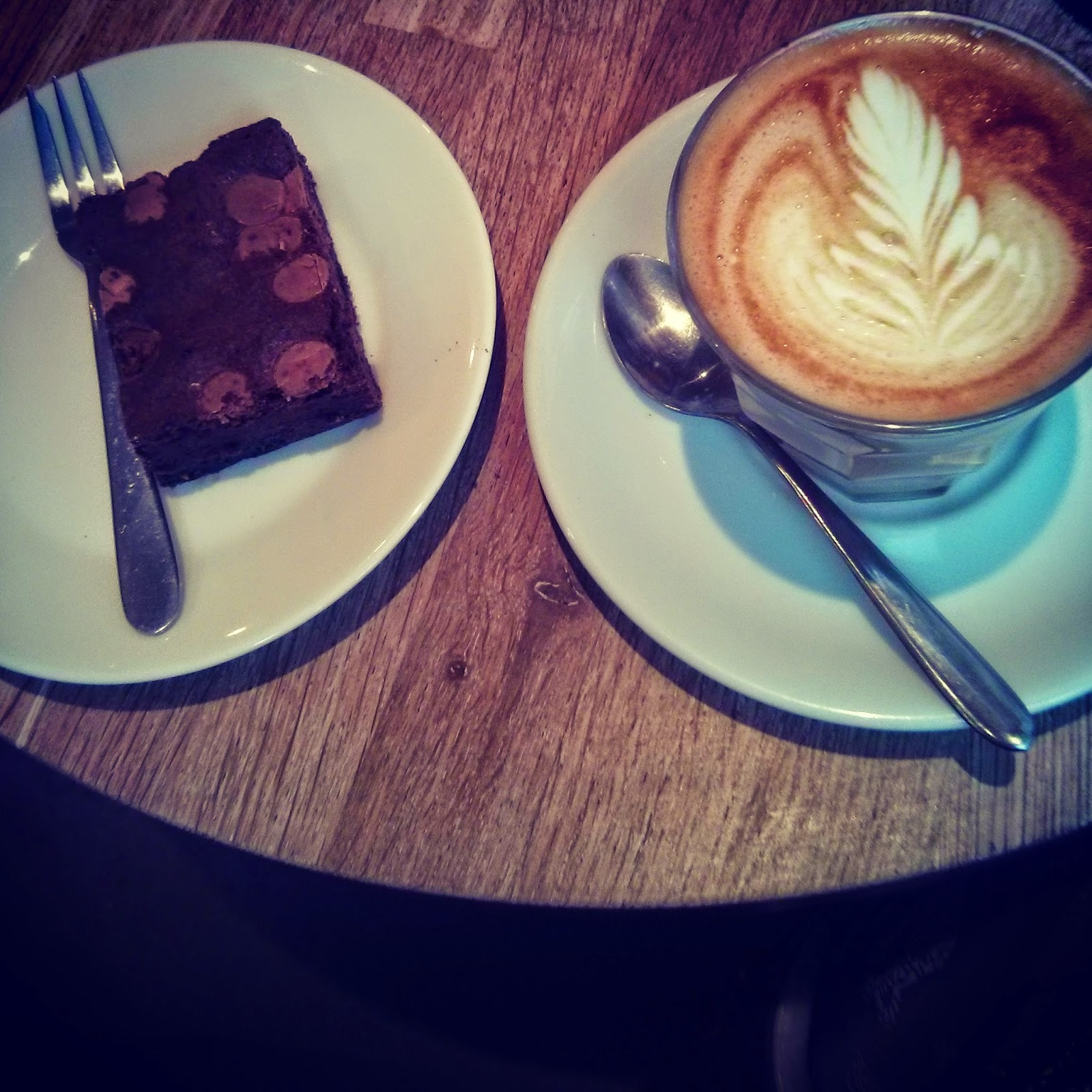 Coffee & cake therapy