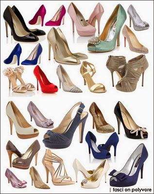 Model Sepatu High Heels