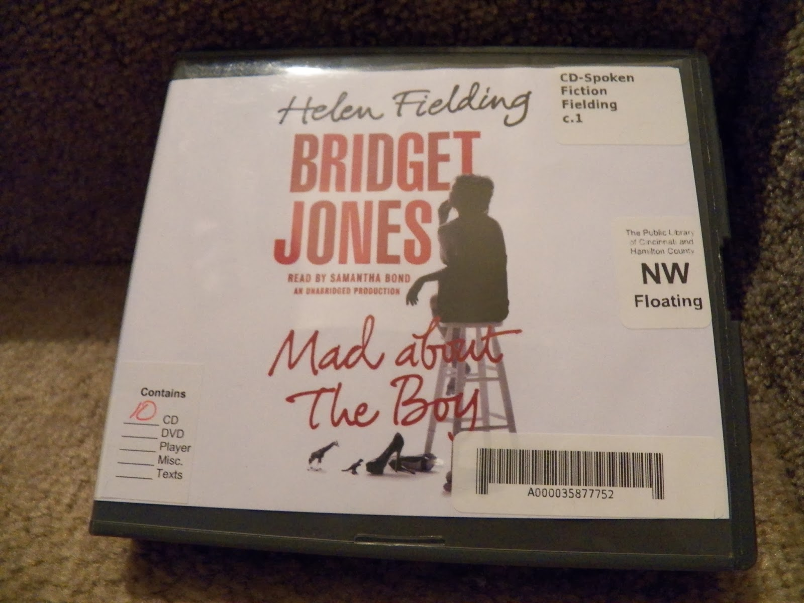 http://www.amazon.com/Bridget-Jones-Mad-About-Boy/dp/0385350864