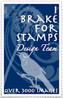 Get a 10% Discount At I Brake For Stamps