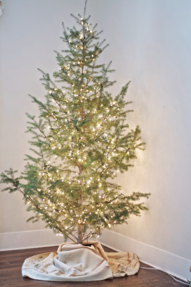 Tip Be Sure To Plug In Your Lights When You Re Placing Them On The Tree Make They Work And Don T Go Out Do One Strand Of At A Time