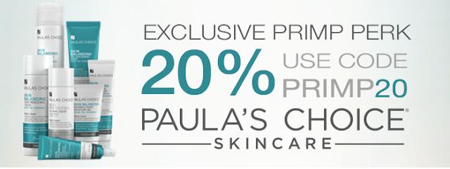 paulas choice skincare