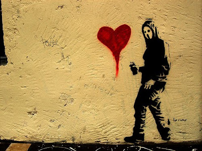 Graffiti Love,Graffiti Corazones