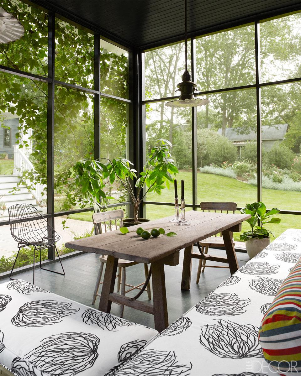 El porche perfecto y una menci n the perfect porch and a for Decoracion de porches rusticos