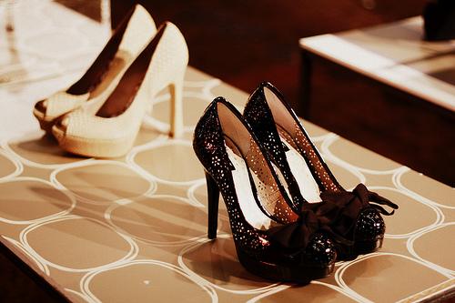 Zapatos para fiesta modernos