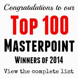Top 100 Masterpoint winners