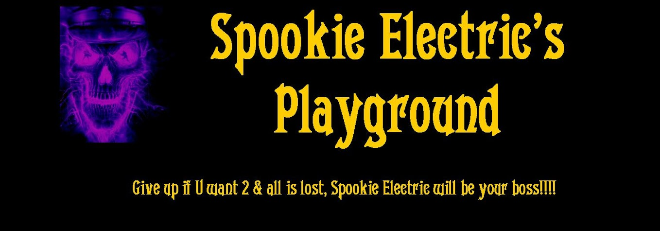 Spookie Electric's Playground
