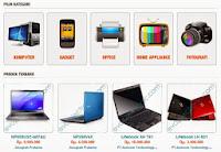 Elektronik dan Toko Elektronik Online