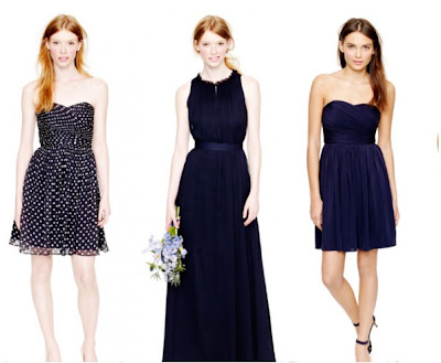 Black Wear Again Bridesmaid Dresses