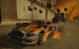 #10 Twisted Metal Wallpaper