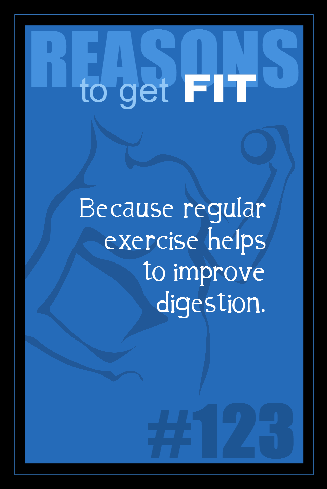 365 Reasons to Get Fit #123