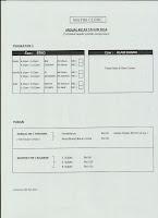 Jadual Form 1 Maths Clinic 2014
