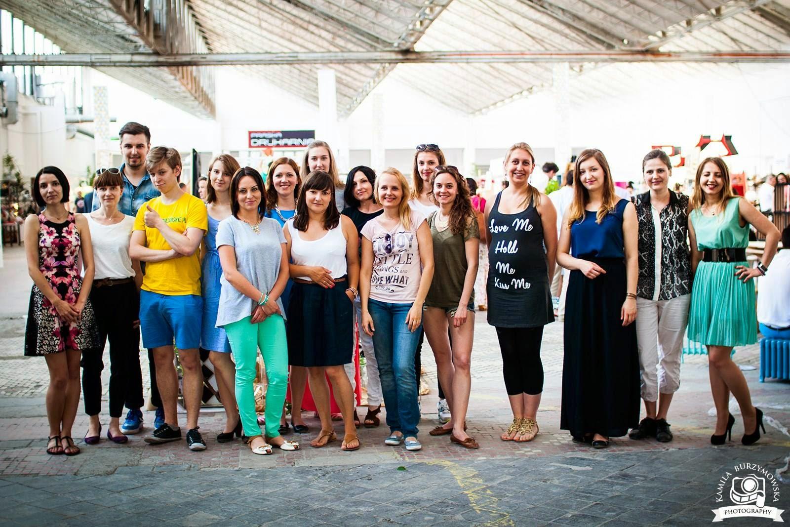 blogerzy wnętrzarscy, #wzoryzblogerami Wzory Warszawskie Targi Designu, jury,ladies designs,spotkanie blogerów