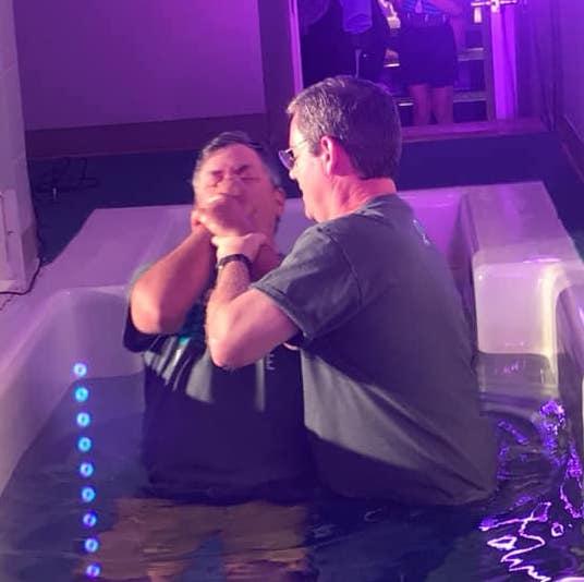 Baptism Mar 2019