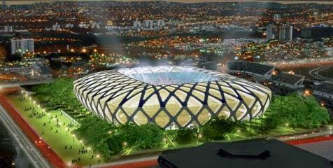 Vivaldo Lima - Arena Amazonia