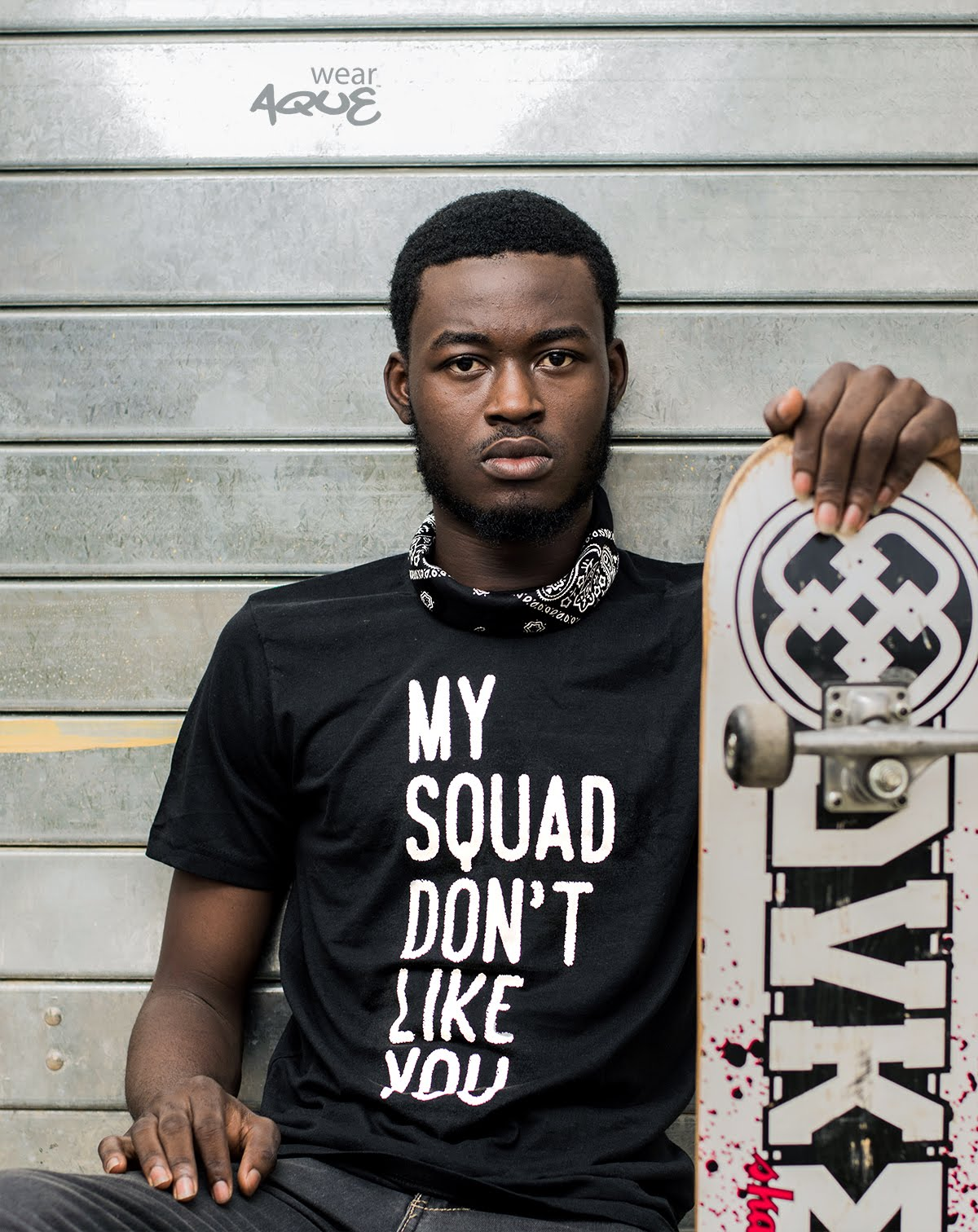 MY SQUAD DON'T LIKE YOU [T-SHIRT]