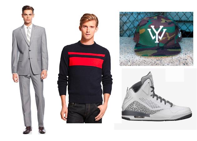 Get Victor Cruz's style