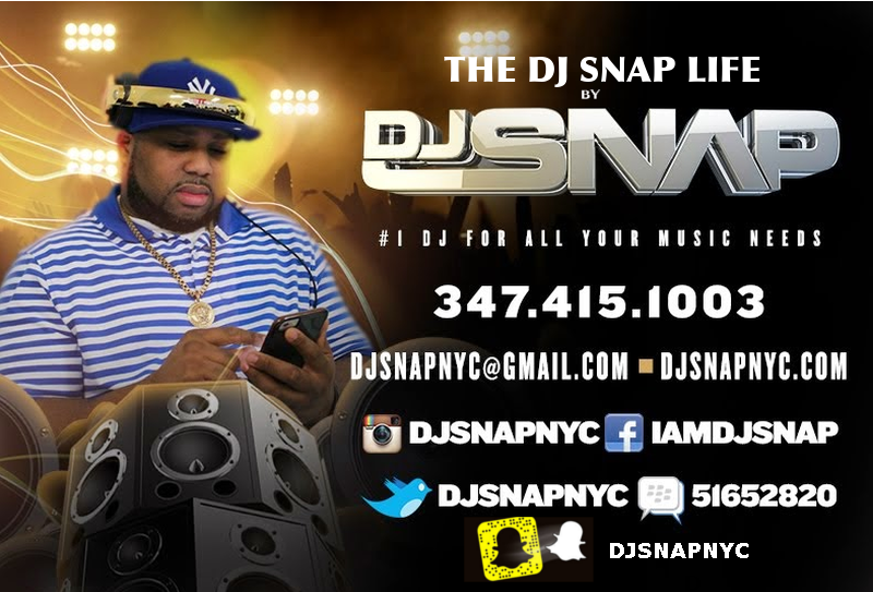"""THE DJ SNAP LIFE"""
