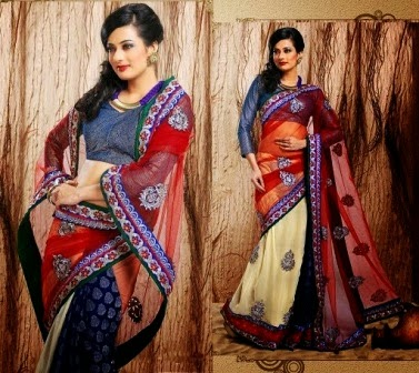 Elegant Indian Sarees