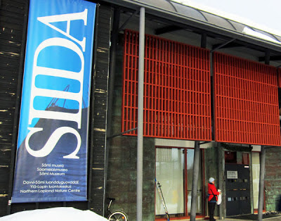 Siida National Museum of the Finnish Sámi