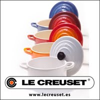 En mi tienda, solo Le creuset